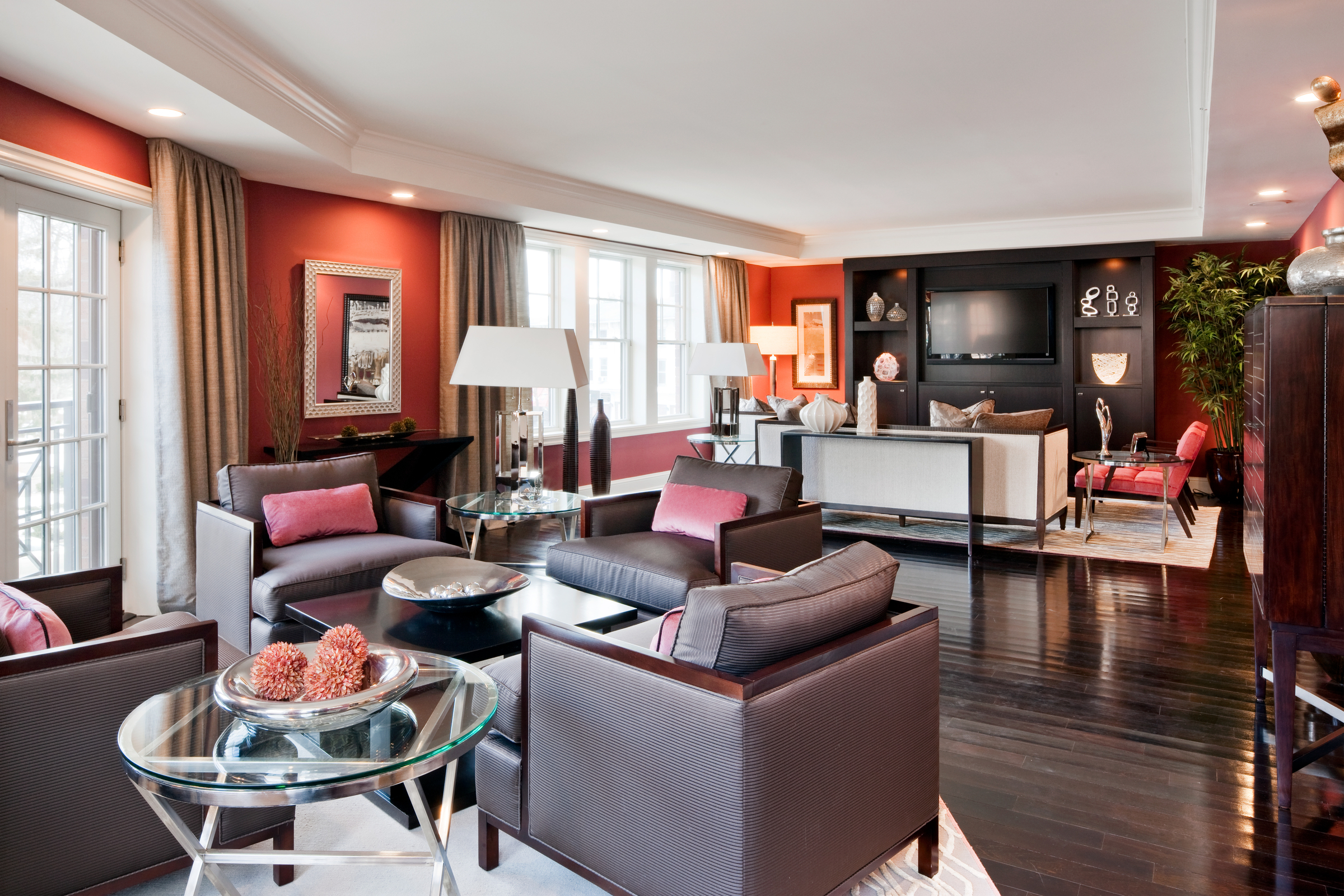 A Look At The Model Homes At 40 Park Live Morristown