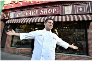 "Buddy Valastro, also known as the ""Cake Boss,"" is planning to open a bakery in Morristown. (Star-Ledger file photo)"