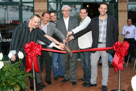 The Godfather of Morristown Ribbon Cutting