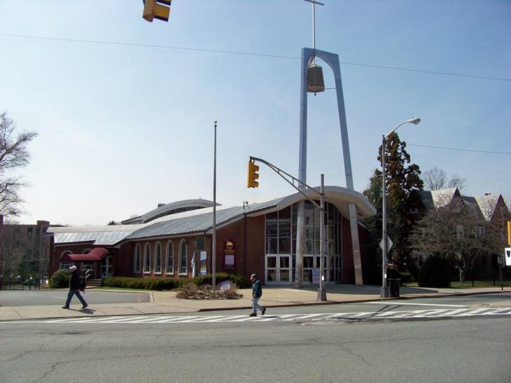 St. Margaret's Church in Morristown, NJ.